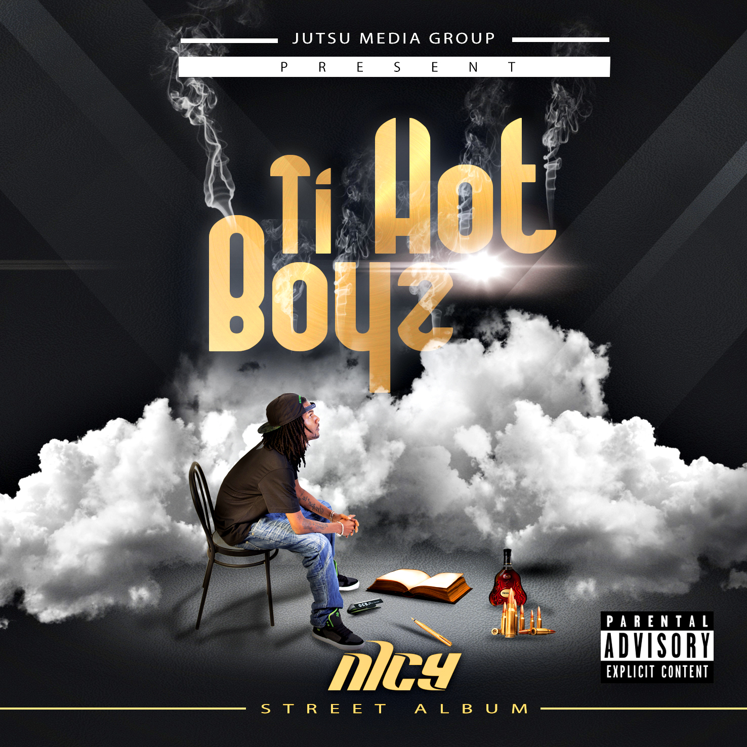 Ti Hot BoyZ -NICY- street album