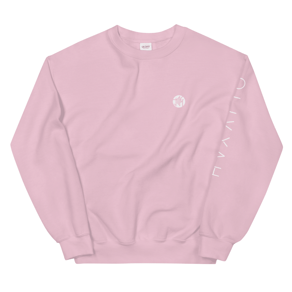 unisex-crew-neck-sweatshirt-light-pink-front-6021e3b9e747f